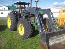 1990 John Deere 3155 Tractors
