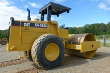 1996 CATERPILLAR CS-563C Smooth