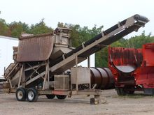 2000 SCREEN USA HM35D2 Screener