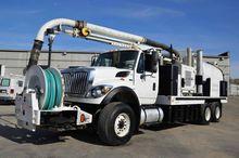 2012 INTERNATIONAL 7400 Sewer f