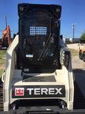 2016 Terex R350T Skid steers
