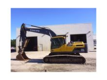 2012 VOLVO EC220DL Excavators
