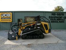 Asv RT-120 FORESTRY Skid steers