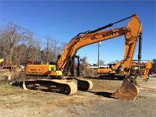 2015 Sany SY235C Excavators