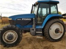 FORD 8670 Tractors