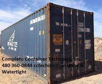 40' High Cube Container CARGO C