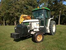 JOHN DEERE 6200 Tractors