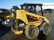 2007 Caterpillar 226B Skid stee