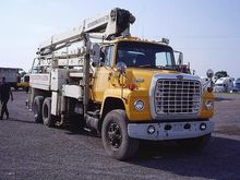 1987 FORD L8000 Mixers