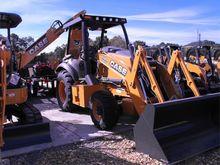 2016 CASE 580SN Backhoe loader