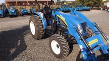 2013 NEW HOLLAND BOOMER 50 Trac