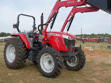 2016 Massey Ferguson 4607M Trac