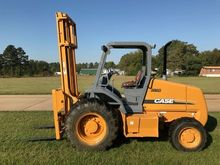 2008 CASE 586G Rough terrain fo