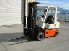 1996 NISSAN KAPH02A25V Forklift