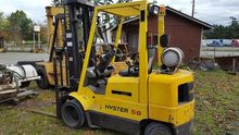 Used HYSTER 50 Forkl