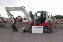 2016 TAKEUCHI TB290 Excavators