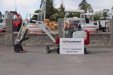 2016 TAKEUCHI TB216 Excavators