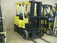 2006 Hyster S50FT Forklifts