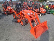 2014 KUBOTA BX2670TV54 Tractors