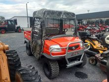 2010 Kubota RTV900 Worksite (Or