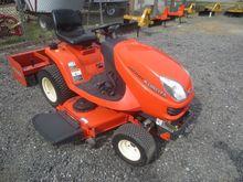 2005 KUBOTA GR2100-54 Riding la