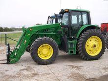 2014 JOHN DEERE 6150M Tractors