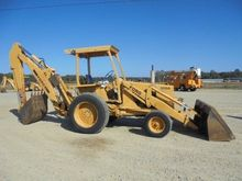 1985 Ford 555A Backhoes