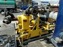 Wacker PT 6 Trash Pump Pumps