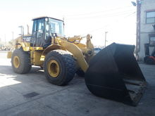 2008 CATERPILLAR 966H Loaders
