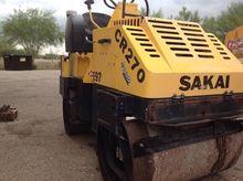 Used 2008 SAKAI CR27