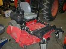2010 Gravely 160Z Mower