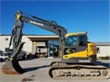 2014 VOLVO ECR145DL Excavators