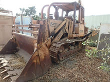 1980 CASE 850B Crawler tractor