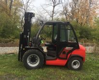 2016 Manitou MSI 35 Forklifts