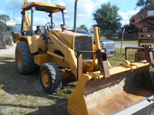 DEERE 310C Backhoe loader