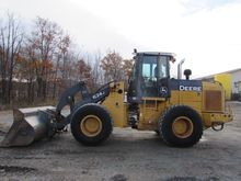 2005 DEERE 624J Wheel loaders