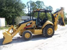 2007 CATERPILLAR 420E Backhoe l