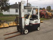 Used HYSTER 5000 lbs
