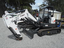 New BOBCAT E45 Excav