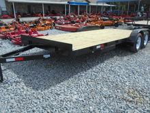A PLUS 7X20 CAR HAULER Car haul