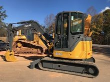 2005 DEERE 50D Mini excavators