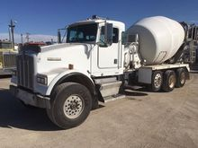 1998 KENWORTH W900B Mixers