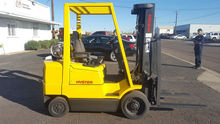 1998 HYSTER S50XM Forklifts