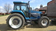 1995 FORD 8770 Tractors