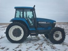 FORD 8770 Tractors