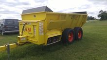 LEO 20400 Manure spreaders