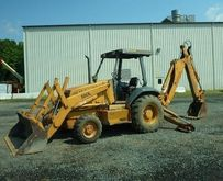 1996 CASE 580L Backhoe loader