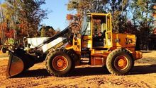 1997 JCB 416HT Wheel loaders