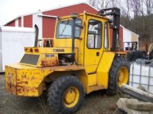 2002 SELLICK SD60 Forklifts
