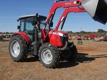 2016 Massey Ferguson 4610M Trac